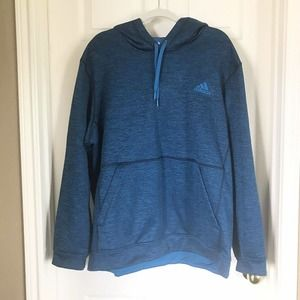 ADIDAS Pullover Hoodie ATHLETIC Climawarm